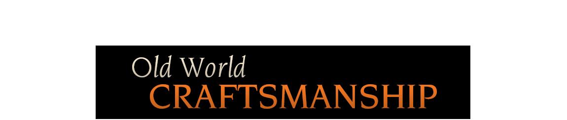 Old World Craftsmanship - Rodriguez Guitars